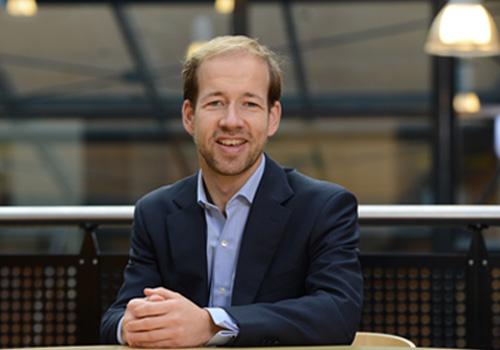 Huib Korsten is managing director CEO van OrcaGroup