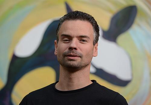 Jeroen Quiros is software developer bij OrcaGroup