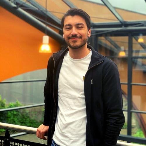 Mike Verhees is software developer bij OrcaGroup