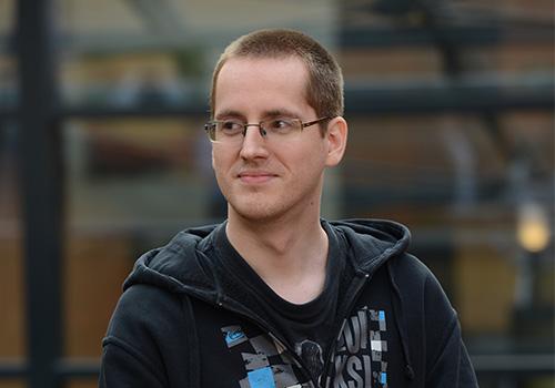 Roel van Uden is software developer bij OrcaGroup